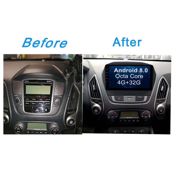 installation reference for Hyundai IX 35