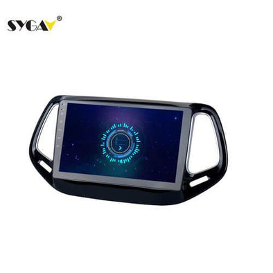 car stereo for Jeep Compass 2017