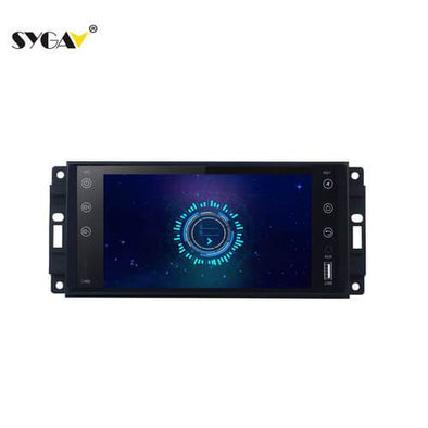 android 9.0 car stereo for Jeep Wrangler