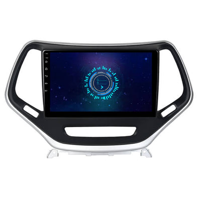 car stereo for jeep cherokee