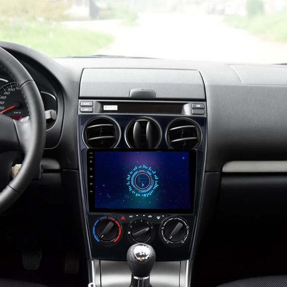 Mazda 6 car stereo installation