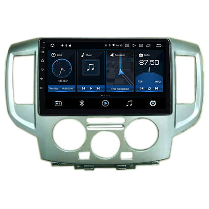 Android 10 Car Radio For Nissan NV200 Stereo GPS Navigation Head Unit with CarPlay