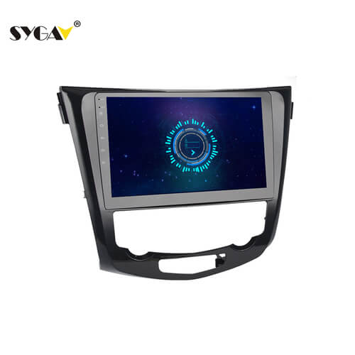 car stereo for Nissan Rogue X-trail