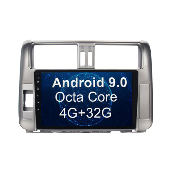 SYGAV Car  Radio for 2010-2013 Toyota Prado Android 10 Head Unit