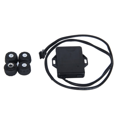 SYGAV Auto Car Tire Pressure Monitoring System TPMS with External Sensor