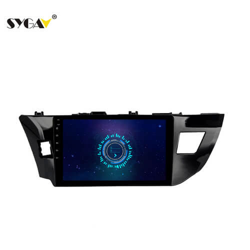 SYGAV Android 9 0 Car Stereo for Toyota Corolla 2014-2016 Head unit