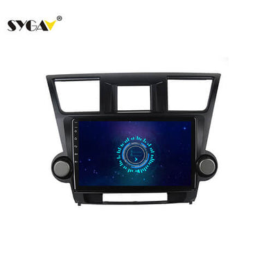 car stereo for Toyota Highlander