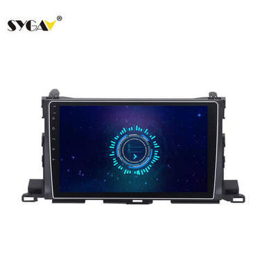 car stereo for 2015-2017 Toyota Highlander
