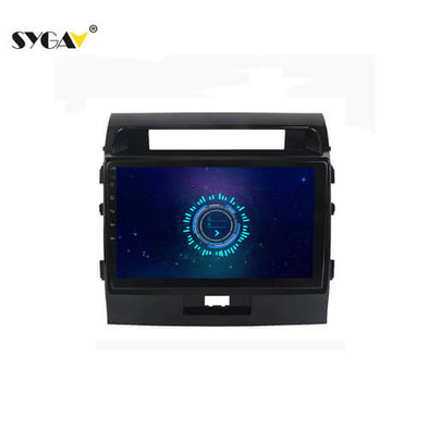 car head unit for Toyota Land Cruiser LC200