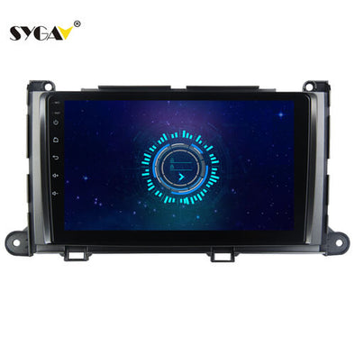car stereo for Toyota Sienna XL30