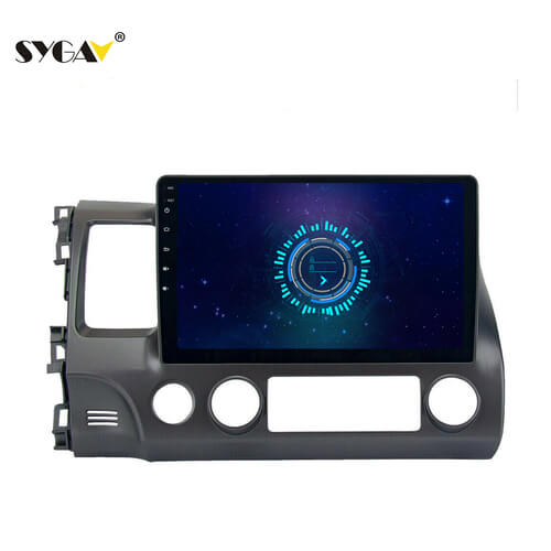 car head unit for honda civic