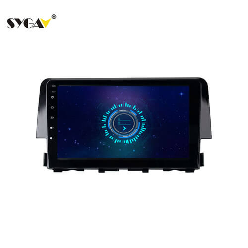 car stereo for honda civic 2016-2018