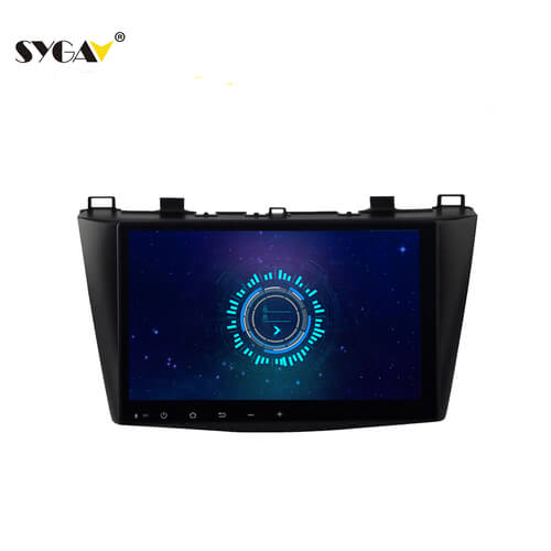 car stereo for mazda 3