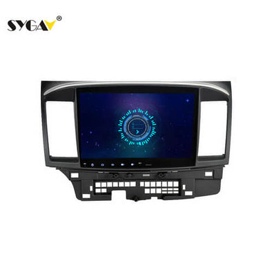 car stereo for mitsubishi lancer evo x