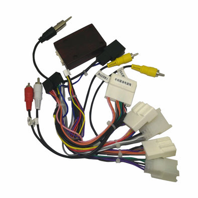 SYGAV Harness and Canbus for Toyota with JBL Amplifier