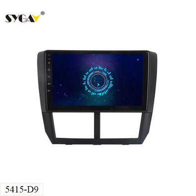 SYGAV Android 10.0 Car Stereo with CarPlay for Subaru Forester WRX XV Crosstrek