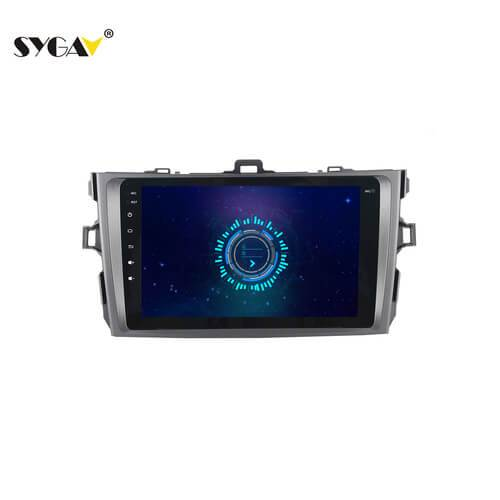 android 9.0 car stereo for toyota corolla