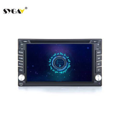 universal double 2 din stereo
