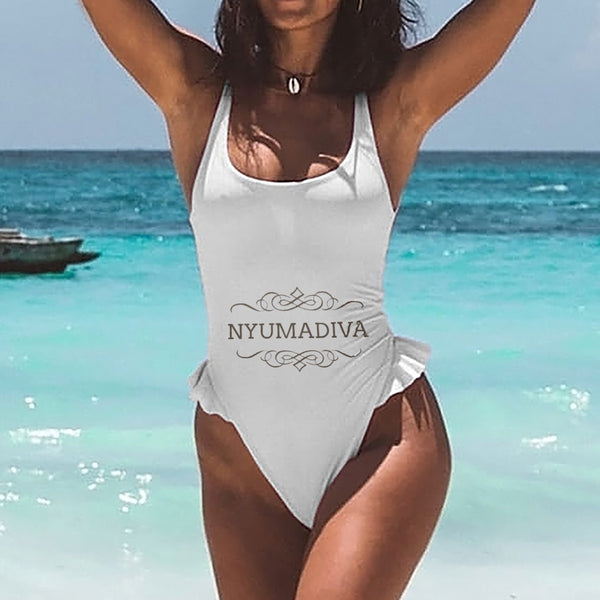 Diva's Classic One-Piece Swimsuit