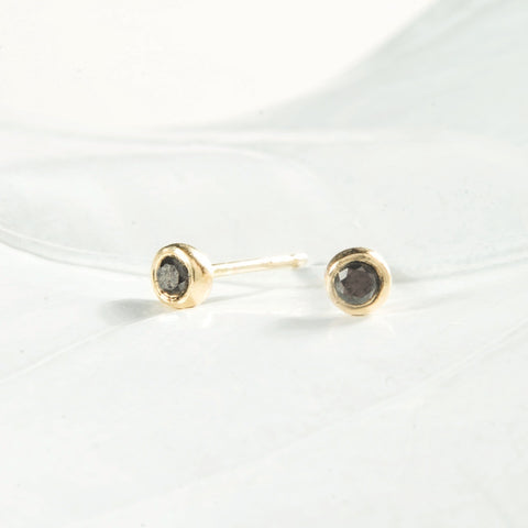 northern star black diamond studs