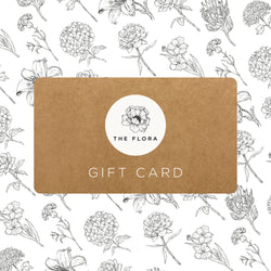 The Flora - Gift Card