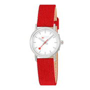 Classic, 30mm, moderne rote Uhr, A658.30323.17SBC