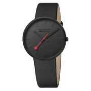 Giant, 42mm, minimalist leather watch, A660.30328.64SBO