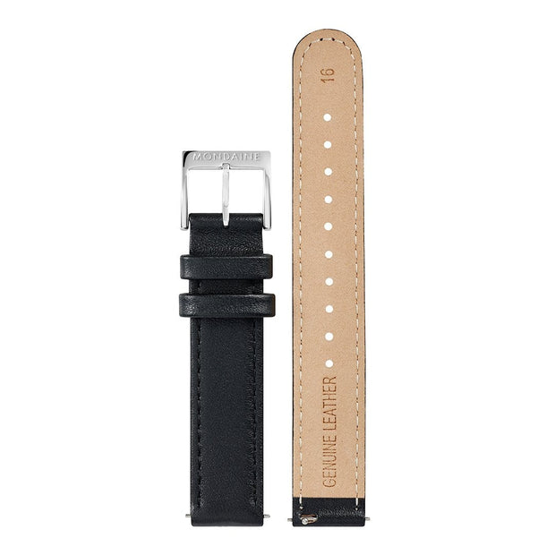 Genuine leather strap, 16mm, FEM.3116.20Q.5.K
