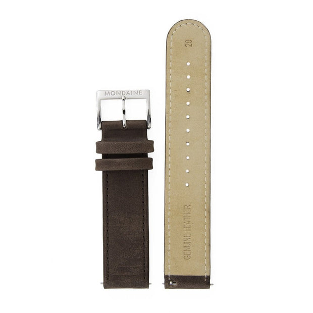 Genuine leather strap, 20mm, FEM.3120.70Q.3.K