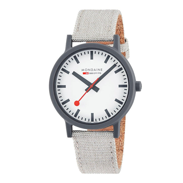 essence, 41mm, sustainable watch for men and women, MS1.41111.LH