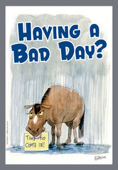 Card: Bad Day