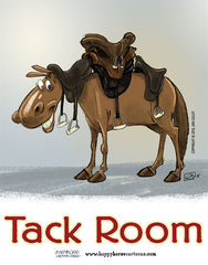 Barn Signs: Tack Room