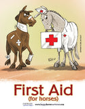 Barn Signs: First Aid