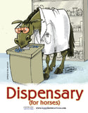 Barn Signs: Dispensary