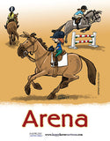 Barn Signs: Arena