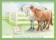 Card: Happy Birthday - Dog