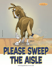 Barn Signs: Sweep