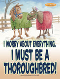 Barn Signs: Thoroughbred