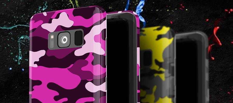 Your Galaxy s8 case Designed by Yourself at CaseZone