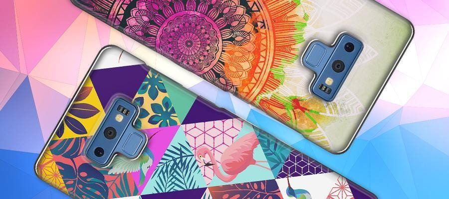 How to Design Your Own Customized Galaxy Note 9 Case