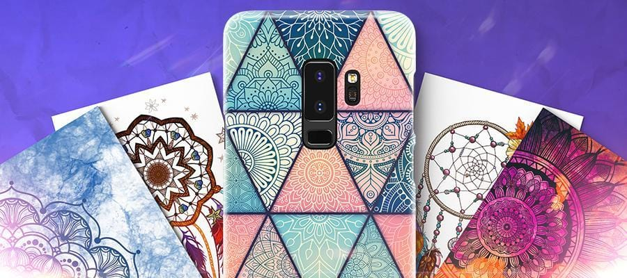 Get Yourself a Brand New Customized Galaxy s9 plus Case from CaseZone