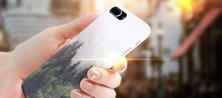 Customized iPhone 8 plus Case by CaseZone