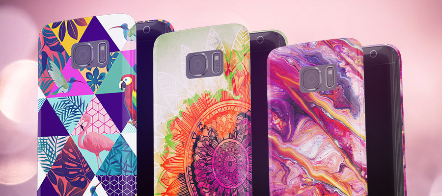 The Samsung Galaxy S7 Edge Custom Case That CaseZone Offers