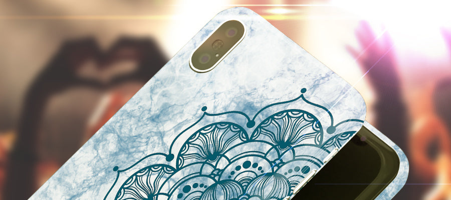 Customized iPhone X Case By Case Zone