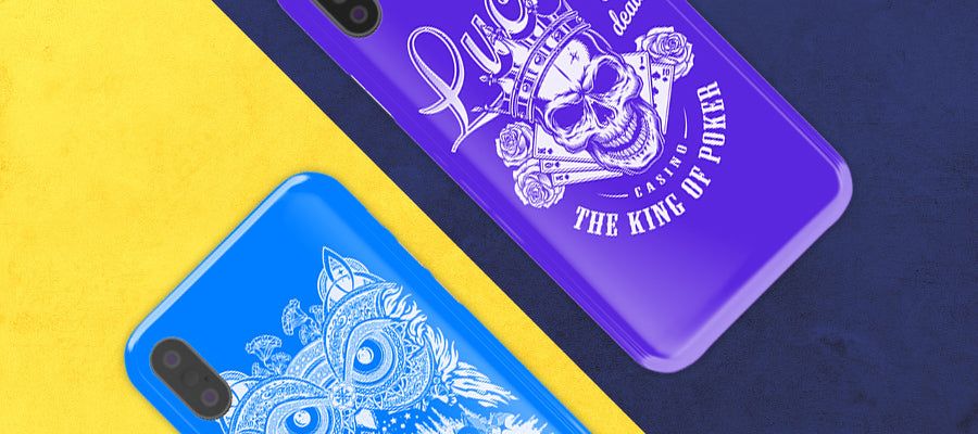 Create Your Own iPhone X Case with CaseZone