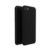Liquid silicone case for iPhone 8