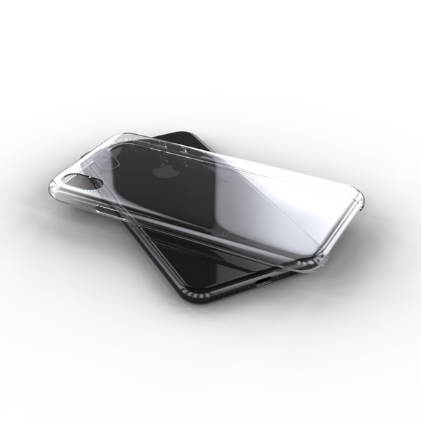 Crystal clear case for iPhone XS Max