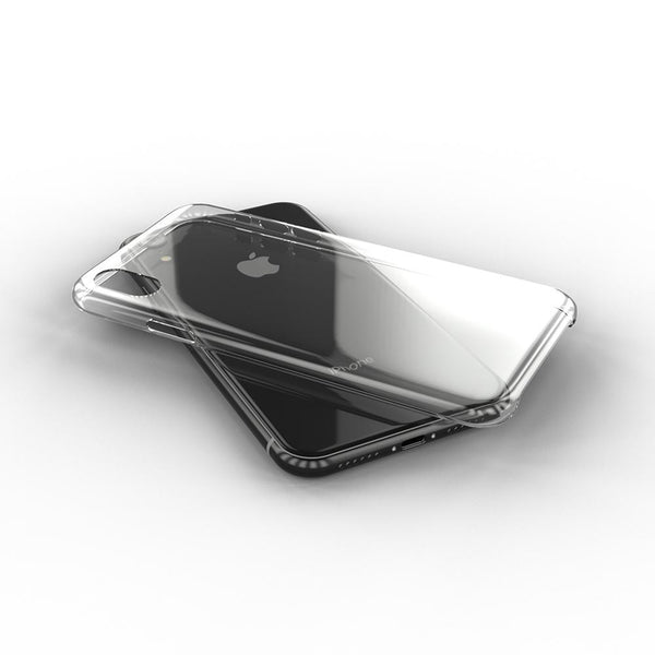 Crystal clear case for iPhone XR