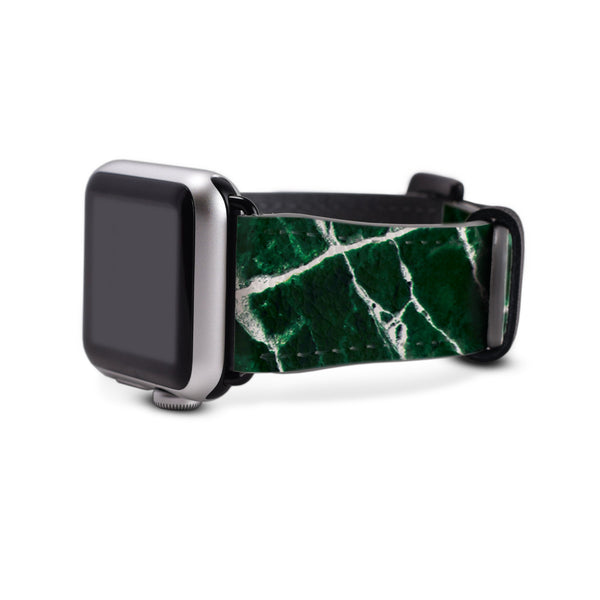 Jungle Green Marble 38MM