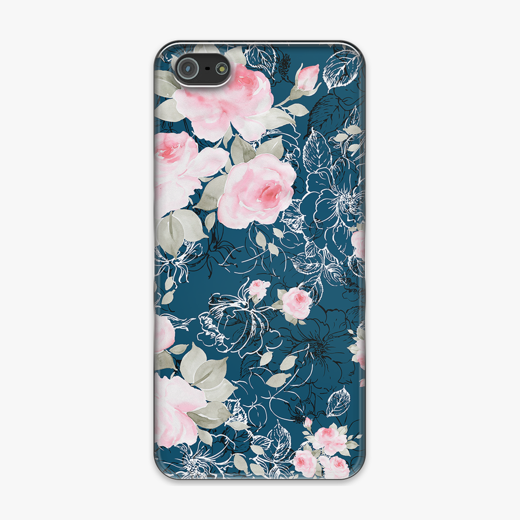 Tough iPhone 5 Phone Case - Fresh Spring Flowers